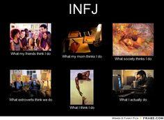 [INFJ] INFJ how i see myself meme