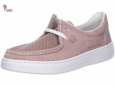 Rieker  50407-31, Chaussures de ville à lacets pour femme - rose - Rosa, - Chaussures rieker (*Partner-Link)