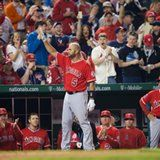 Albert Pujols reached 500 homers in a hurry.  The Los Angeles Angels' first baseman hit a pair of shots off Washington Nationals Taylor Jordan on Tuesday night to become the 26th player in major league history to reach the milestone.  Pujols is the first player to collect his 499th and 500th homers in the same game, according to STATS. About three months past his 34th birthday, he's also the third-youngest to get to 500; Alex Rodriguez and Jimmie Foxx were both 32.