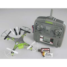 1Si Ready-to-Fly Quadcopter w/ Camera - RobotShop