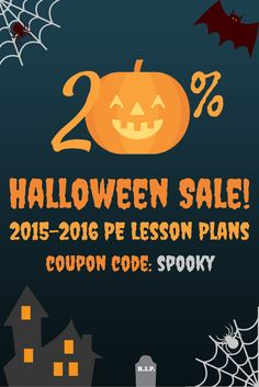 20% off 2015-2016 Complete Year of Elementary PE Lesson Plans through 10/31.