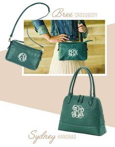 Black Sydney Handbag | underthecarolinamoon.com