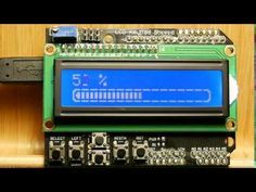 Faire une barre de progression avec Arduino et LiquidCrystal | Carnet du maker - L'esprit Do It Yourself