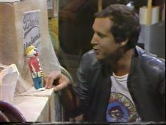 Mr Bill with Chevy Chase