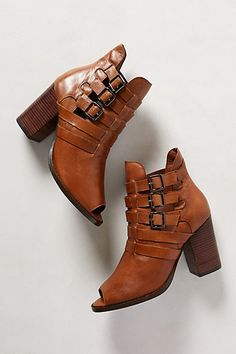 Anthropologie - Chaparral Booties, by Soles Future Told. $158.00