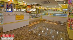 Food Display Case: A Fundamental Need of Every Bakery Shop!  Do you know why it is initial requirement of all bakery and food display shop? Let's see here why it is.
