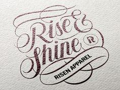 Rise & Shine by andy lethbridge