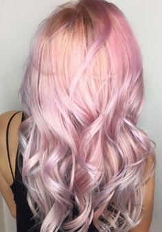 My little pony pink hair