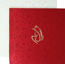 Unique Indian Wedding Cards & Wedding Invitations Since Trusted by Discriminating Clients looking for Quality & Value, Order Samples Now ! Hindu Wedding Cards, Wedding Card Design, Wedding Invitations, Invite, Cover, Red, Wedding Invitation Cards, Slipcovers, Wedding Stationery
