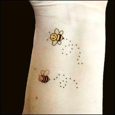 Temporary tattoos honey bees tattoos fake by SharonHArtDesigns diy tattoo tempor… Temporary tattoos honey bees tattoos fake by SharonHArtDesigns diy tattoo temporary Temporary tattoos honey bees tattoos fake tattoos Diy Tattoo, Tattoo Paper, Tattoo Fonts, Diy Fake Tattoo, Large Tattoos, Cute Tattoos, Body Art Tattoos, Tattoos For Guys, Honey Bee Tattoo