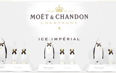 Semi final day today at The Queens Club, let's hope the players stay as cool as our Moët Ice Impérial #moetmoment