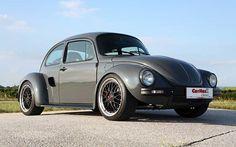 Austrian Company Blends VW Beetle, Porsche Boxster Into Wild Bugster Custom