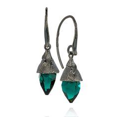 Kolczyki srebrne W.KRUK Decorative Bells, Accessories, Jewelry, Home Decor, Fashion, Jewerly, Moda, Jewlery, Decoration Home
