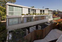 Edificio Virrey del Pino, 7 casas urbanas #ArquitecturaSustentable  Fotos y planos: