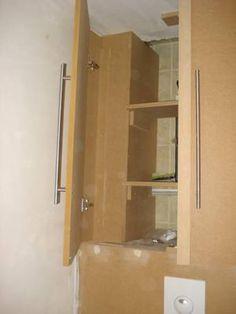 placard au dessus d'un WC suspendu 2 - Blog de Jeanlem-menuiserie - Skyrock.com