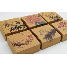 Chinese Style Brown Kraft Paper Packing Boxes Packaging for Candy Biscuit Chocolate Cookie Gift Box Packing Boxes, Cookie Gifts, Kraft Paper, Box Packaging, Chinese Style, Mobiles, Computers, Biscuits, Bluetooth