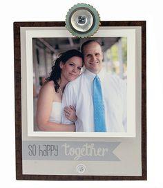 So Happy Together Insta Clip Frame | Personalized Frame, Instagram Frame…