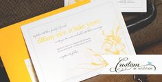 Wishtree Invitations & Stationery Inc. | Custom & Couture Invitations in Ottawa, Canada