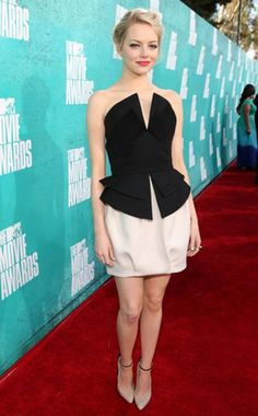 MTV Movie Awards, Emma Stone