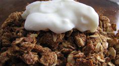 Peanut Butter Granola Recipe on Yummly