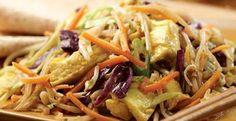 Moo Shu Vegetables  | KitchenDaily.com