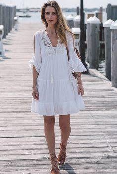 Cómo vestir (bien) en la ola de calor