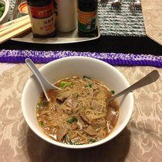 Pho- amazing asian food :)