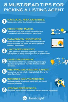 The key to selling your home faster and for more money is to choose a top listing agent in your area. Find out how at HomeLight.com.
