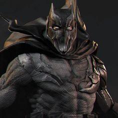 Batman Fan Art, Batman Artwork, Batman Wallpaper, Rougue One, Superman Games, Batman Concept, Batman Redesign, Batman Universe, Dc Universe