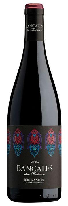 Bancales. Lagar de Pintos. Wine of Spain.