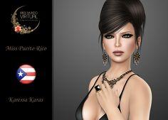 https://flic.kr/p/xYddxW | Miss Puerto Rico - Karessa Karas | Aquí están! Tenemos el inmenso honor de presentales a las Candidatas Oficiales a Miss Mundo Virtual 2016, una de ellas será la próxima representante de la Belleza Latina.
