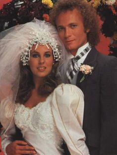 Laura & Luke on General Hospital  Fun Fact: Did you know that over 30 million viewers watched the wedding between one of TV's most popular couples in 1981?