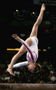 Courtney Kupets - U.S. Gymnastics Olympic Team Trials 2004