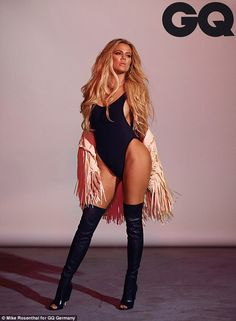 Sex up your swimwear with Khloe's Norma Kamali one piece #DailyMail  Click 'Visit' to buy now