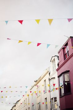 Bunting makes everything better!