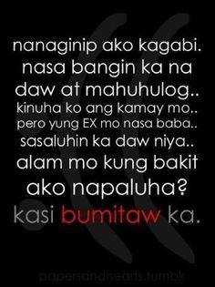 55 Ideas Funny Quotes Witty Tagalog For 2019 Love Poems And Quotes, Art Quotes Funny, Emo Quotes, Quotes About Love And Relationships, Funny Quotes For Teens, Filipino Quotes, Pinoy Quotes, Tagalog Love Quotes, Memes Pinoy