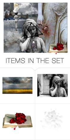 """But I just couldn't wait..."" by isteely ❤ liked on Polyvore featuring art and artset"
