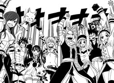 Fairy Tail 435 Page 18