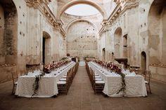The Santa Clara Ruins created the perfect romantic setting for Bryan and Naomi. Joseph West Photography captured their Guatemalan destination wedding.