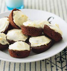 Chocolate Zucchini Mini-Muffins