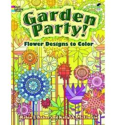 Colorists of all ages will be enchanted with these flowery fields of psychedelic designs and their whimsical images of birds, frogs, bugs, and other creatures. Thirty full-page illustrations pulse with creative coloring possibilities.