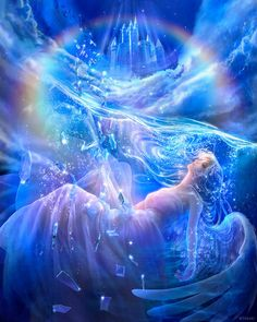 We heart it 経由の画像 beautiful fantasy Fantasy Angel, Beautiful Fantasy Art, Visionary Art, Angel Art, Fairy Art, Fantasy World, Anime Art Girl, Fire Emblem, Female Art