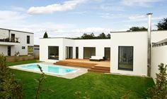 Das 146 m² Malli Bungalow mit Flachdach