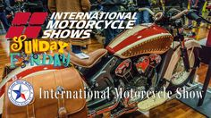 International Motorcycle Show Funday Sunday Overview! 01-14-2017