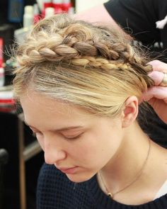 Braids for fine hair