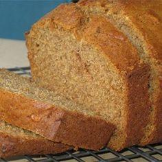 Apple Breakfast Bread Allrecipes.com