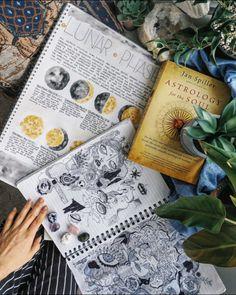 The four directions art sketchbook, art journal inspiration, art inspo. Art Hoe Aesthetic, Witch Aesthetic, Images Esthétiques, Arte Sketchbook, Bullet Journal Inspiration, Journal Ideas, Planner, Book Of Shadows, Art Design