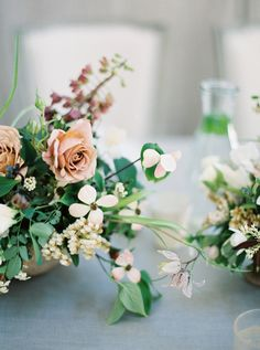 Photography: Michelle Boyd | Styling: Ginny Au | Ribbon: Frou Frou Chic | Flowers: Mary McLeod of Amy Osaba Events