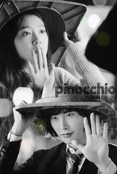 Lee jong suk #Pinocchio 2014 Cr. Logo Lee Jong Suk Pinocchio, Korean Dramas, Drama Movies, Mystery, Idol, Sad, Politics, Army, Actors