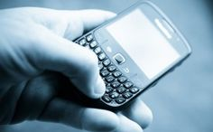 RIM Almost Let Other Phones Use the BlackBerry Network